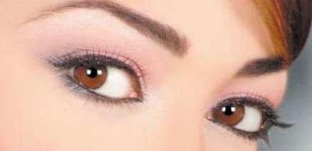 رمزيات وخلفيات عيون عسلي (1)