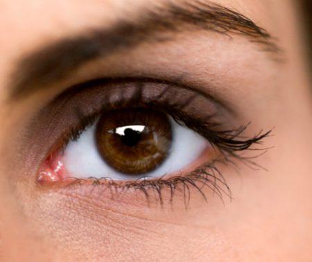 رمزيات وخلفيات عيون عسلي (2)