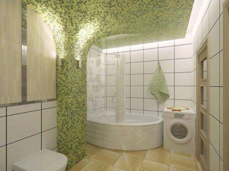 صور حمامات جميلة جديدة مودرن (2)