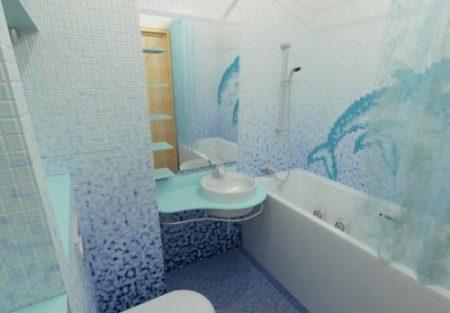 صور حمامات موزاييك (3)