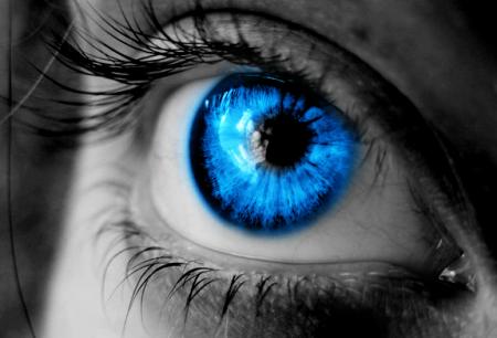صور رمزية عيون باللون الازرق (1)