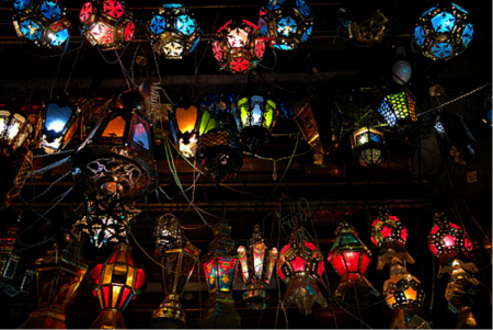 صور عن زينة شهر رمضان الكريم (1)