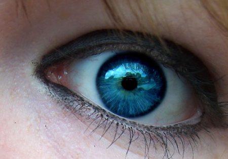 صور عيون باللون الازرق (2)
