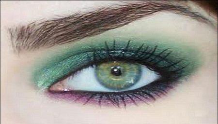 صور عيون خضراء (2)