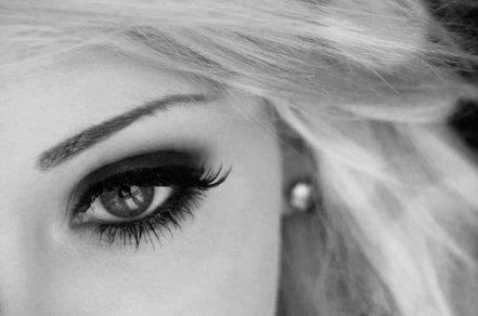 صور عيون سمراء جميلة (2)