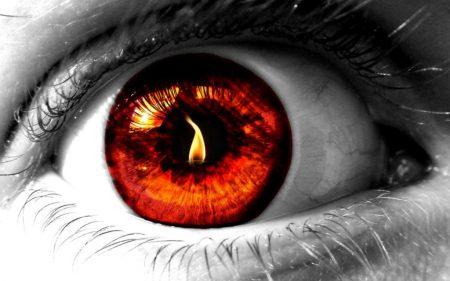 صور عيون عسلي (1)