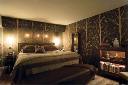 صور غرف نوم رومانسية افكار جديدة لغرف النوم (1)
