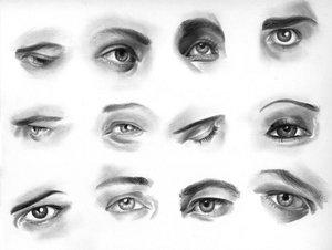عيون باللون الاسمر (3)