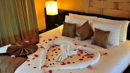 غرف نوم رومانسية بالصور افكار جديدة (4)