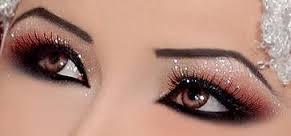 لون عيون عسلي بالصور (2)