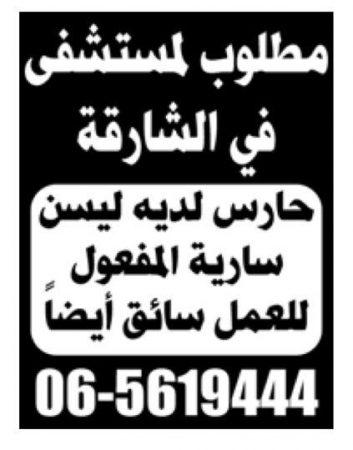 وظائف في الامارات شهر مارس 2017 وسيط دبي (19)
