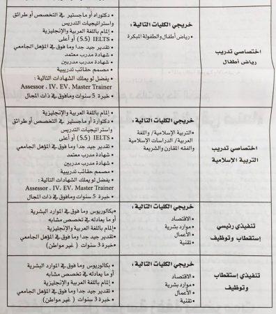 وظائف وزارة التربية والتعليم في الامارات مارس 2017 (4)