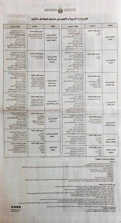 وظائف وزارة التربية والتعليم في الامارات مارس 2017 (6)