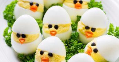 احلي صور الوان بيض شم النسيم (3)