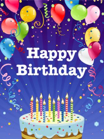 بطاقات عيد ميلاد 2017 صور Happy Birthday (4)