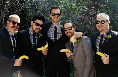 صور افكار جديدة لأصدقاء العريس في الملابس (1)