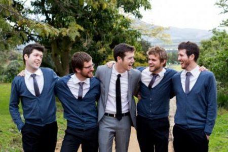 صور افكار جديدة لأصدقاء العريس في الملابس (3)