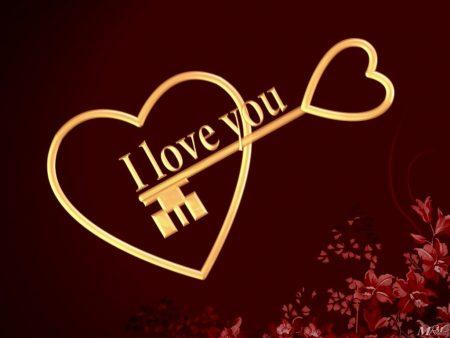 صور بحبك رمزيات وخلفيات مكتوب عليها بحبك Love (4)