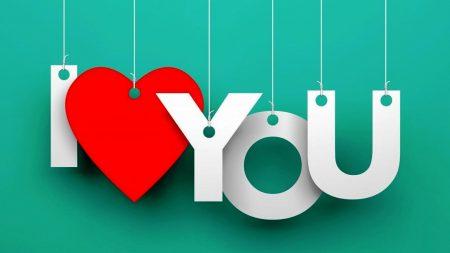 صور حب مكتوب عليها i love you (1)