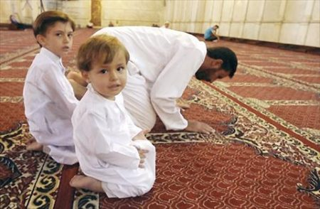 صور عن الصلاه رمزيات وخلفيات اقم صلاتك (1)