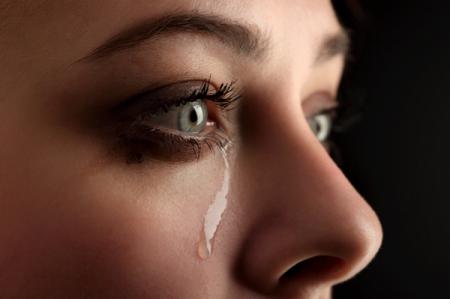 صور عيون تبكي (1)