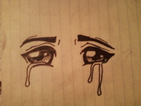 Easy Anime Eyes Crying Www Picturesso Com