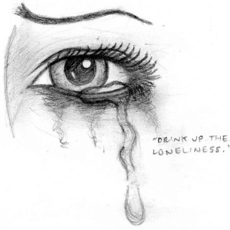 عيون حزينة جدا جدا (2)