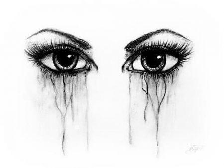 عيون حزينة (2)