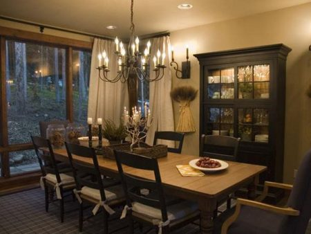 ديكورات غرف طعام بسيطة مودرن بديكورات جديدة | ميكساتك