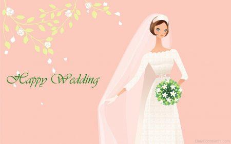 بطاقات تهنئة بالزواج (1)