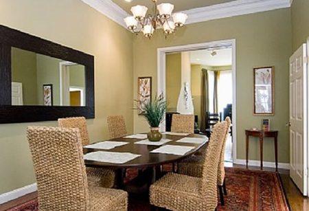 ديكورات غرفة الطعام (1)