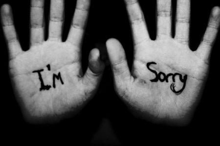 رمزيات اعتذار (2)