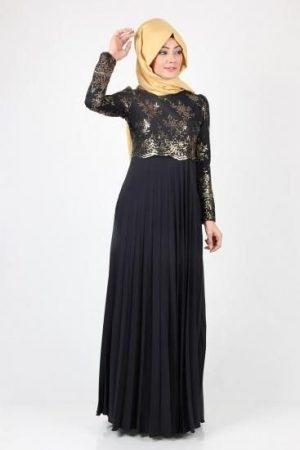 صور فستان سواريه شيك فخم جدا (1)