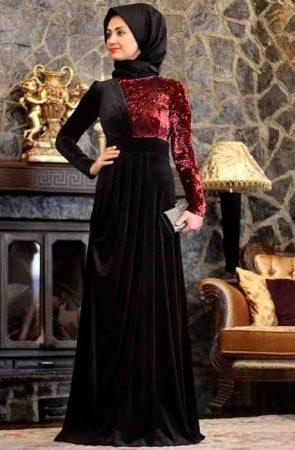 صور فستان سواريه شيك فخم جدا (3)