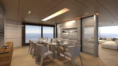 غرف طعام بسيطة مودرن (1)