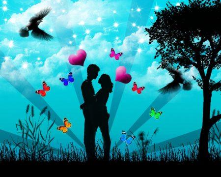 صور قلوب رمزيات وخلفيات قلوب حب رومانسية (3)