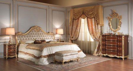غرف نوم كلاسيكية جديدة من دمياط (1)