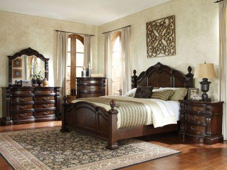 غرف نوم كلاسيكية جديدة من دمياط (3)