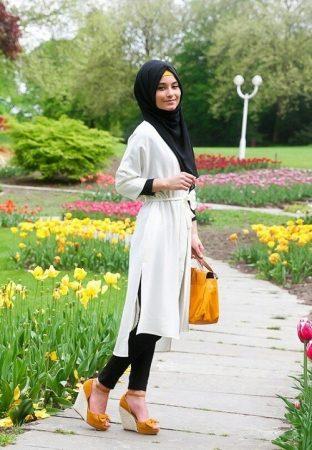 ملابس محجبات شيك (2)