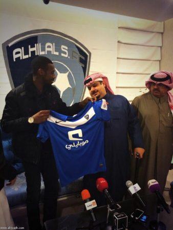 خلفيات نادي الهلال السعودي (1)