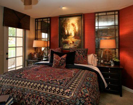 غرف نوم شيك جديدة مودرن فخمة (1)