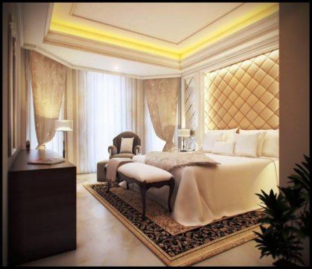غرف نوم شيك جديدة مودرن فخمة (2)