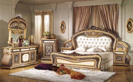 غرف نوم شيك جديدة مودرن فخمة (3)