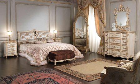 غرف نوم عرايس كاملة ديكورات غرف نوم رئيسية فخمة (4)