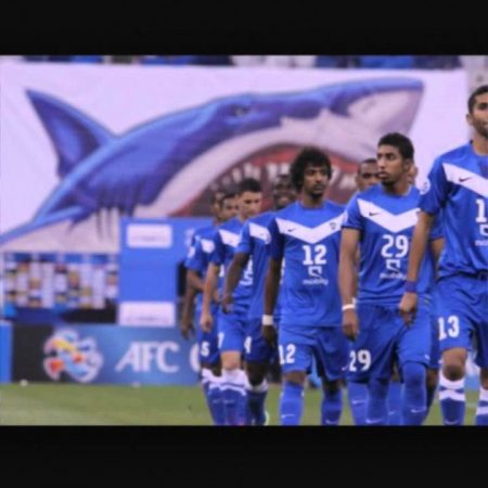 لاعبي نادي الهلال السعودي (1)
