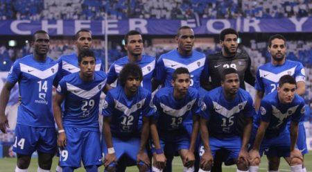 لاعبي نادي الهلال السعودي (3)