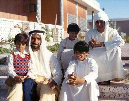 الشيخ زايد ال نهيان (2)
