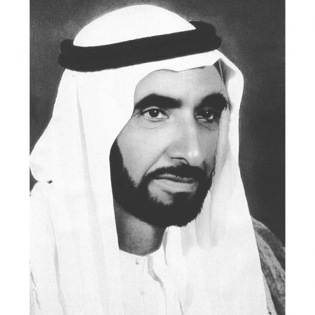 الشيخ زايد بن سلطان ال نهيان (2)
