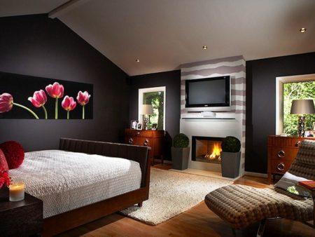 غرف النوم المودرن باحدث موضة (1)