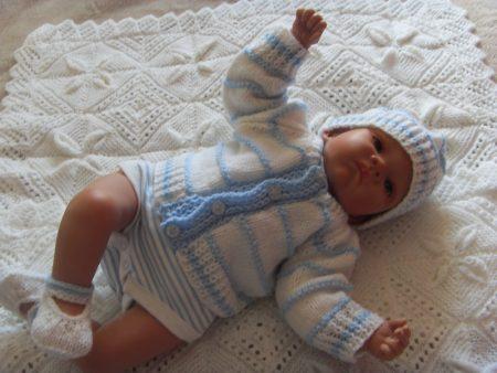 ملابس اطفال حديثي الولادة لبس مواليد ولاد وبنات (2)
